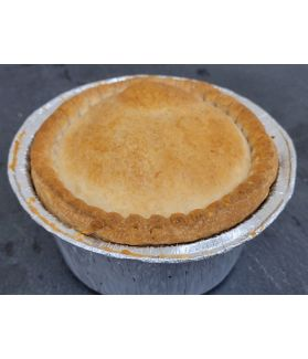 Scotch Pie - A deliciously traditional Scottish pie, made with seasoned lamb and nothing else! Now in a new bigger size!