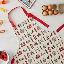 London Icon Children's Apron