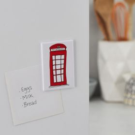 British Telephone Box Fridge Magnet
