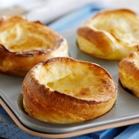 Four Yorkshire Puddings - Real Yorkshire Pudding Co.