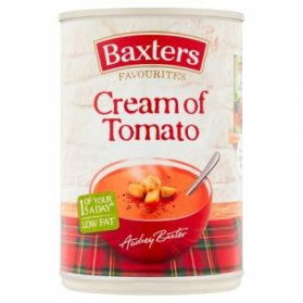 Cream of Tomato Soup - Baxters Favourite 400g
