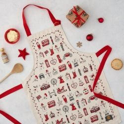 Christmas Children's Apron