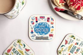 Great Britain Coaster