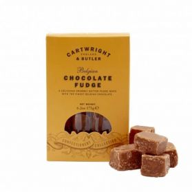 Belgian Chocolate Fudge - For when you cannot decide between Fudge and Chocolate!