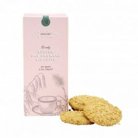 Butter Oat Crumbles - Cartwright & Butler have perfected a biscuit with a more robust, open crumb that gives way to a slightly chewy texture.