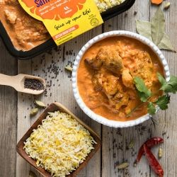 Chicken Tikka Masala - The British Indian Restaurant classic, ready for your home!