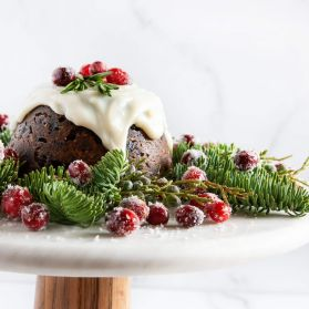 It isn't Christmas until the pudding has been brought out, and Coles Classic Christmas Pudding With Premium Ale Large is one of the best of the bunch.