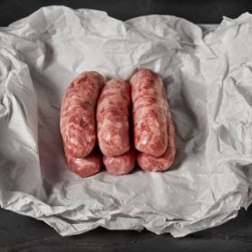 Classic Sausages - Most popular traditional sausages in the UK. A no-nonsense sausage that's great for breakfast, lunch, and tea.