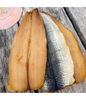 Smoked herrings, or Kippers, are a breakfast institution!