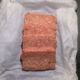 Lorne Sausage - The classic historically traditional Scottish square sausage, perfect for sandwiches!