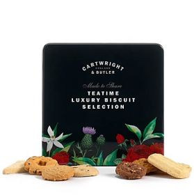 This is the perfect introduction to our exceptional biscuits, a collection of some of our most popular creations. And to make it even more special, it comes in its very own biscuit tin.