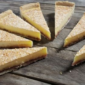 Manchester Tart - A delicious treat from 'up north'