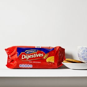 Digestive Biscuits - The undisputed king of biscuits.