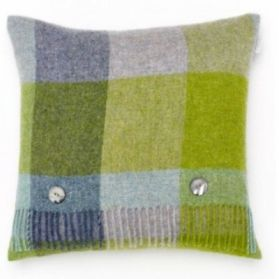 100% Made in Britain Cushion, from Bronte by Moon