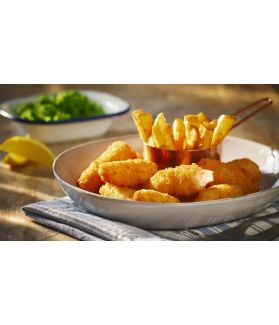 Jumbo Scampi - Who remembers going and getting Scampi & Chips by the seaside?