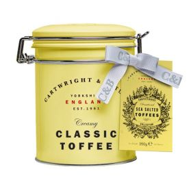 Sea Salted English Toffees