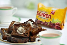 Soreen Malt Loaves are the original malt loaves that are championed by the UK! Packed full of 'squidgy' energy, it is a healthy snack that is packed full of flavour.