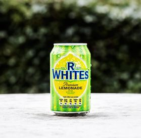 R White's Lemonade is the most delicious can of lemonade out there.