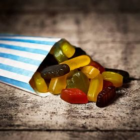 Maynard's Wine Gums are an old favourite that are still very popular to this day.