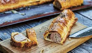 History behind Parker's beloved Sausage Rolls